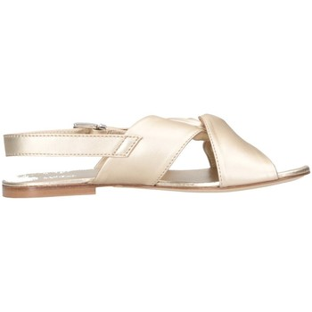Schuhe Mädchen Sandalen / Sandaletten Florens K155459D Platin