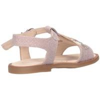 Schuhe Mädchen Sandalen / Sandaletten Florens J062552J Sandalen Kind nackt nackt