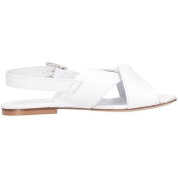 Schuhe Mädchen Sandalen / Sandaletten Florens K155450B Sandalen Kind weiß weiß