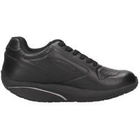 Schuhe Damen Sneaker Low Mbt 700947-03N Sneaker Frau schwarz schwarz