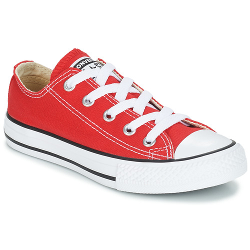 Schuhe Kinder Sneaker Low Converse CHUCK TAYLOR ALL STAR CORE OX Rot