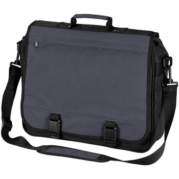 Taschen Dokumententasche / Aktentasche Bagbase BG33 Anthrazit