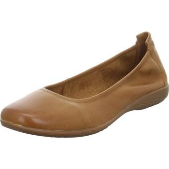 Schuhe Damen Ballerinas Josef Seibel Fenja 01 Braun