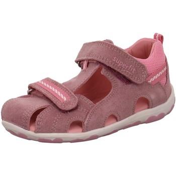 Schuhe Mädchen Babyschuhe Superfit Maedchen Flats 6-00036-90 lila