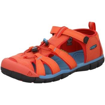 Schuhe Damen Fitness / Training Keen Schuhe Seacamp II CNX 1022989 1022989 orange