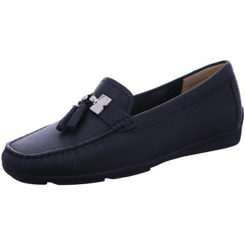 Schuhe Damen Slipper Wirth Slipper ALBANY 35370-01 blau