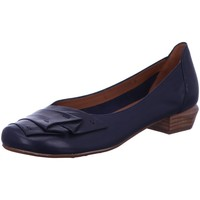 Schuhe Damen Ballerinas Everybody Geranio Slipper dunkel 23327L2296-blu blau