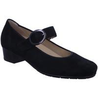 Schuhe Damen Ballerinas Ara NANCY 12-37675-01 schwarz