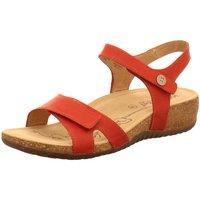 Schuhe Damen Sandalen / Sandaletten Josef Seibel Sandaletten Natalya 07 Sandalette 78807-128-400 rot