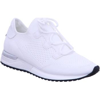 Schuhe Damen Sneaker Low La Strada Schnuerschuhe Sneakers 1902517 weiß
