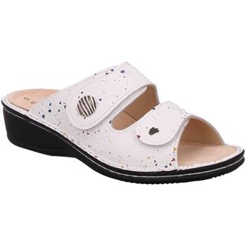 Schuhe Damen Pantoletten / Clogs Finn Comfort Pantoletten PANAY`S 82540684000 weiß