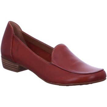 Schuhe Damen Slipper Everybody Slipper Spoleto 23471-2360 mattone Spoleto 23471/2360 rot