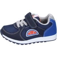 Schuhe Jungen Sneaker Low Ellesse sneakers segeltuch blau