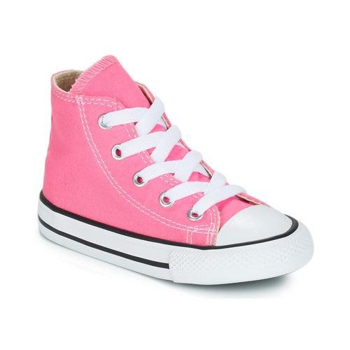 Schuhe Kinder Sneaker High Converse CHUCK TAYLOR ALL STAR CORE HI Rose