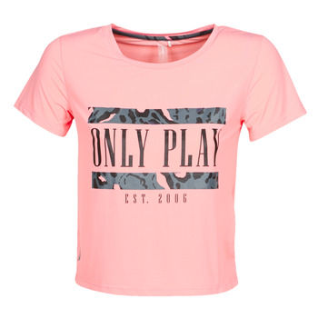 Kleidung Damen T-Shirts Only Play  Rose