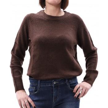 Kleidung Damen Pullover Jacqueline De Yong 15176727 Braun