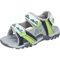 Schuhe Jungen Sandalen / Sandaletten Ellesse sandalen textil grau
