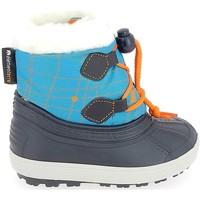 Schuhe Schneestiefel Elementerre Appleton BB Turquoise Blau