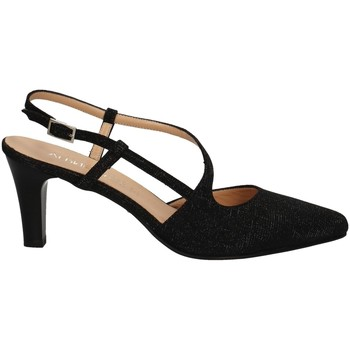 Schuhe Damen Pumps Soffice Sogno E20033 BLACK