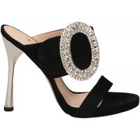 Schuhe Damen Sandalen / Sandaletten Tiffi AMALFI nero