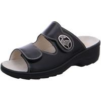 Schuhe Damen Pantoletten / Clogs Fidelio Pantoletten Hedi 23411 70 blk schwarz
