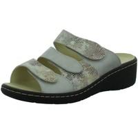 Schuhe Damen Pantoletten / Clogs Longo Pantoletten 1019998/4 beige