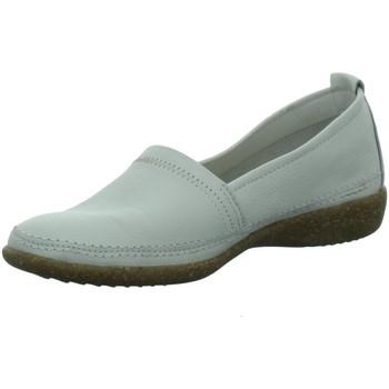 Schuhe Damen Slipper Longo Slipper Bequem-Slipper,white 1020278 weiß