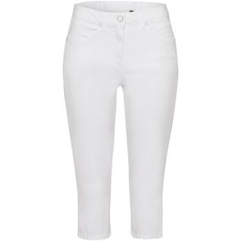 Kleidung Damen Hosen Marc Aurel Accessoires Bekleidung 1204-2354-92248 1204-2354-92248 50000 weiß