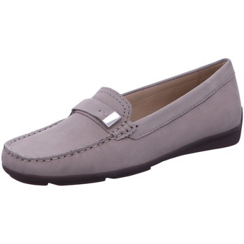 Schuhe Damen Slipper Wirth Slipper Albany 35005,22 grau