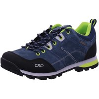 Schuhe Herren Fitness / Training Cmp Sportschuhe ALCOR LOW TREKKING SHOE WP,COSMO 39Q4897 N985 blau