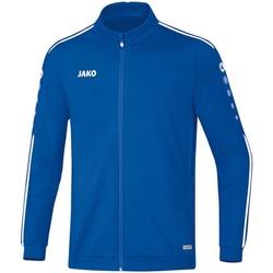 Kleidung Jungen Jogginganzüge Jako Sport Polyesterjacke Striker 2.0 9319K 04 blau