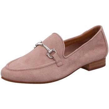 Schuhe Damen Slipper Regarde Le Ciel Slipper GLADY 06 4878 ROSE rosa