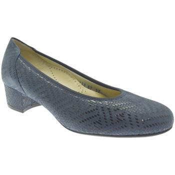 Schuhe Damen Pumps Calzaturificio Loren LO60713abi blu