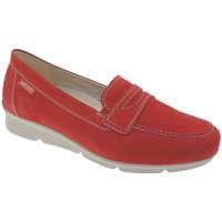Schuhe Damen Slipper Mephisto MEPHDIVAro rosso