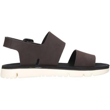Schuhe Herren Sandalen / Sandaletten Camper K100543-004 Sandalen Mann braun braun