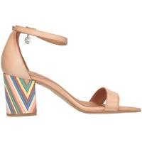 Schuhe Damen Sandalen / Sandaletten Tsakiris Mallas 631 KELLY 6-1 Sandalen Frau natürliche natürliche