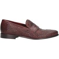 Schuhe Herren Slipper Arcuri 1012_5 Halbschuhe Mann braun braun