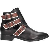 Schuhe Damen Ankle Boots Sisley 8G9LW3273 schwarz