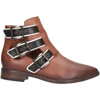 Schuhe Damen Ankle Boots Sisley 8G9LW3273 Leder