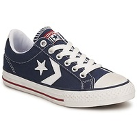 Schuhe Kinder Sneaker Low Converse STAR PLAYER CANVAS OX Marine