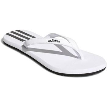 Schuhe Damen Wassersportschuhe adidas Originals Eezay Flip Flop Weiß