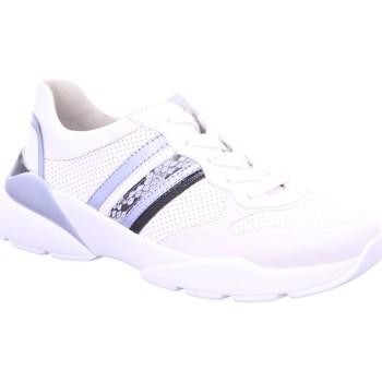 Schuhe Damen Sneaker Low Semler Schnuerschuhe Uschi U10157-355-48-uschi weiß