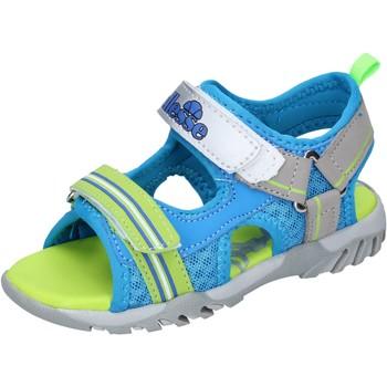 Schuhe Jungen Sandalen / Sandaletten Ellesse sandalen kunstleder blau