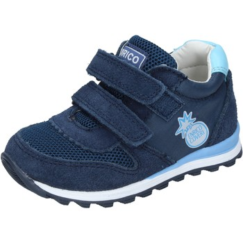 Schuhe Jungen Sneaker Low Enrico Coveri BN683 blau