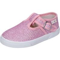 Schuhe Mädchen Sneaker Low Enrico Coveri BN685 pink