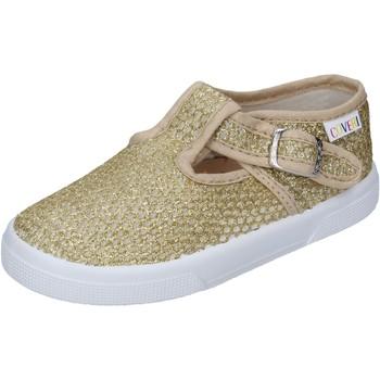 Schuhe Mädchen Derby-Schuhe Enrico Coveri BN686 gold