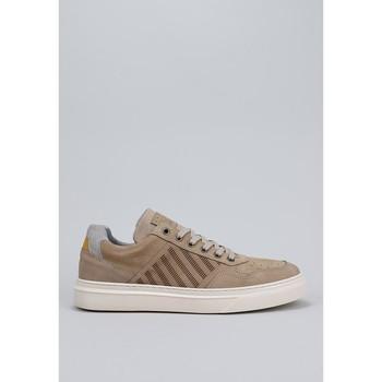 Schuhe Herren Sneaker Low Krack Q00004004-40 Beige
