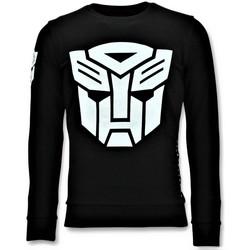 Kleidung Herren Sweatshirts Local Fanatic Transformers Schwarz