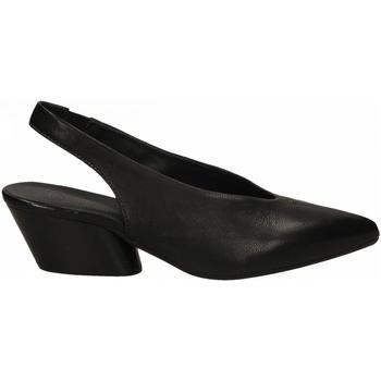 Schuhe Damen Pumps Mat:20 KRIS WEST nero