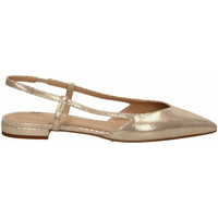 Schuhe Damen Ballerinas The Seller CHARLOTTE platino